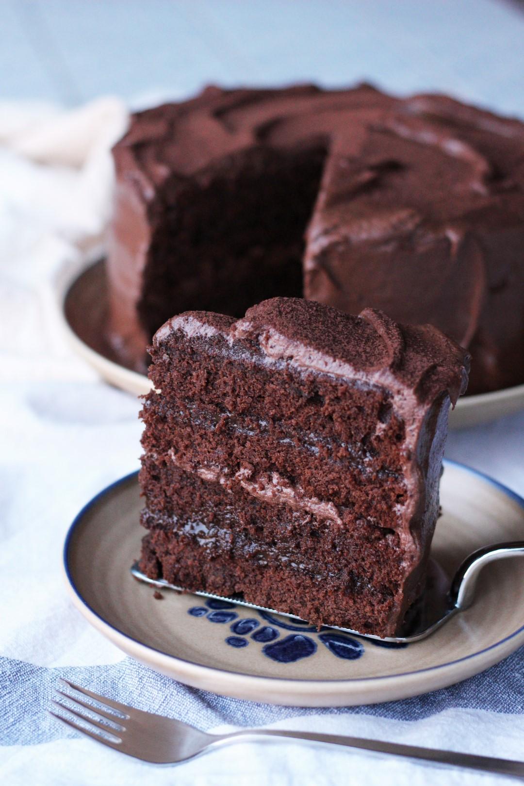 rico pastel casero