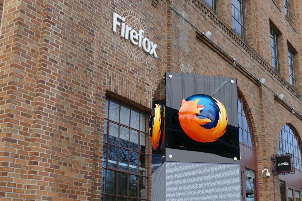 Mozilla Firefox headquarters