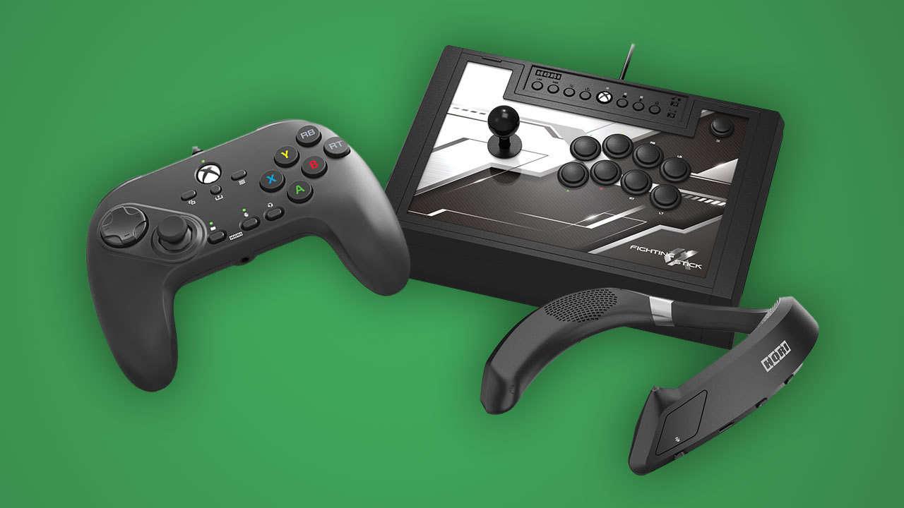 Se anuncian nuevos controladores y accesorios de terceros para Xbox Series X