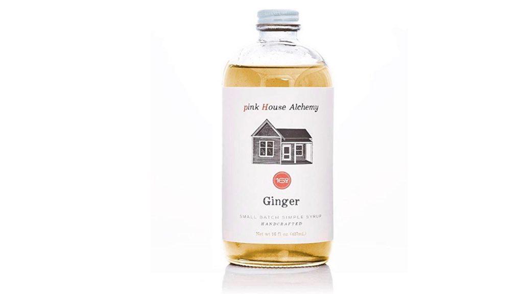 Botella de refresco Pink House Alchemy Ginger Shrub