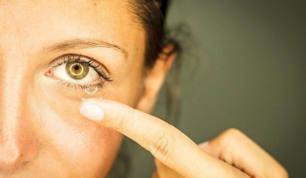lentillas de contacto