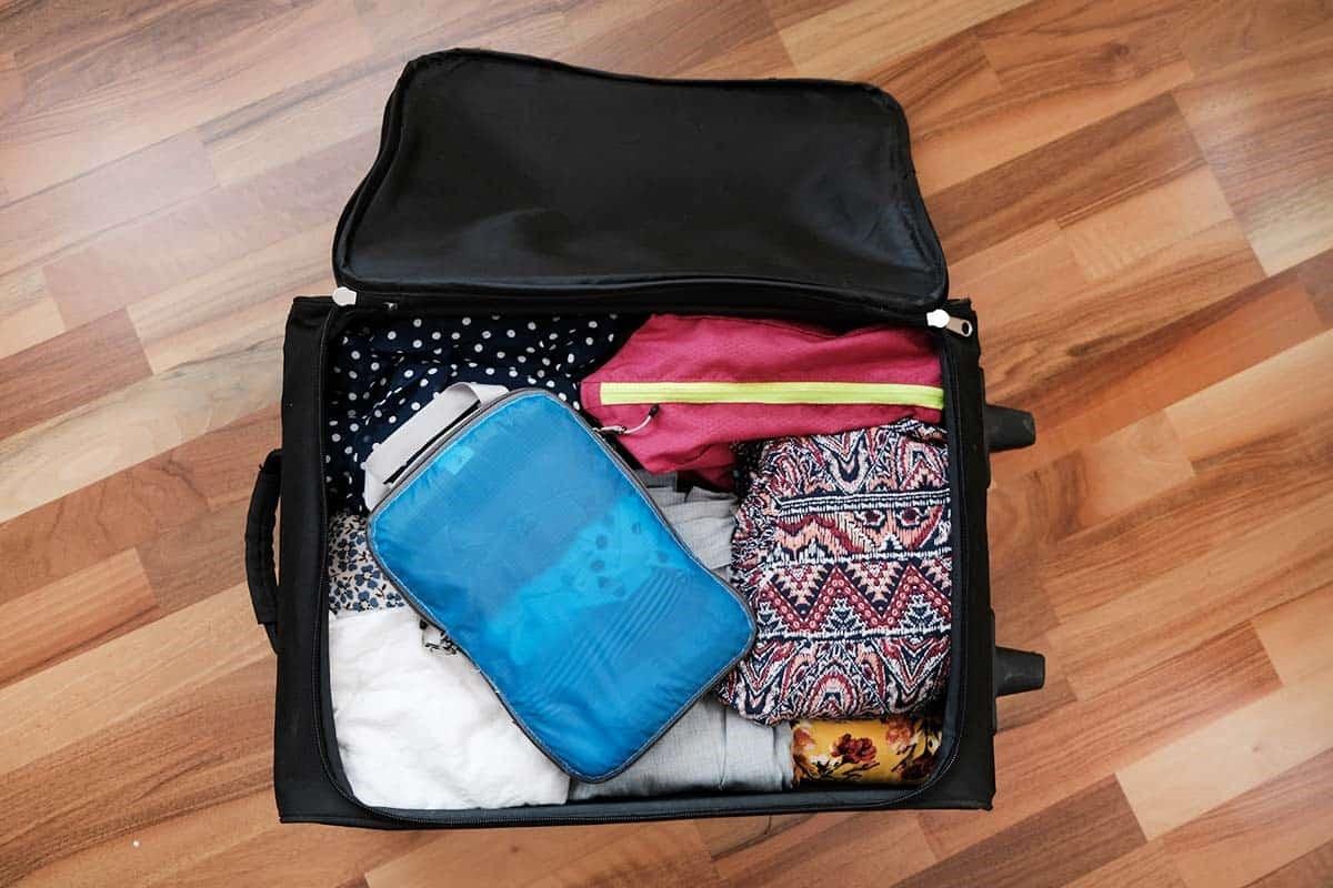 meter en tu maleta