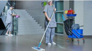 profresionales de la limpieza