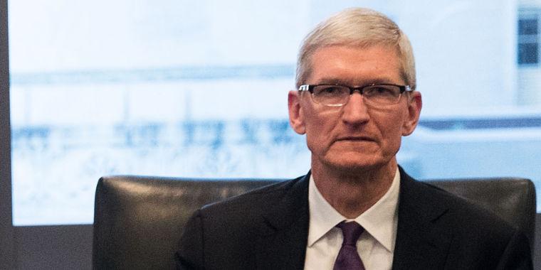 Las acciones de Apple se desploman un 8% ante la noticia de las sombrías perspectivas para el primer trimestre de 2019
