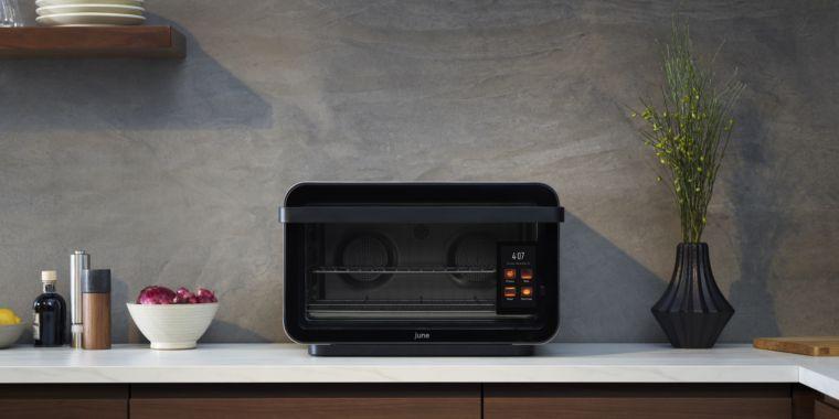Comentario: el horno de June me hizo querer una cámara en cada electrodoméstico de cocina