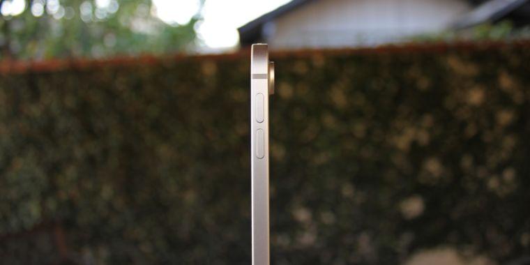 Algunos iPad Pros se venden un poco torcidamente, y Apple dice que esto es normal.
