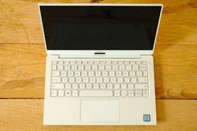 Dell XPS 13 Developer Edition.