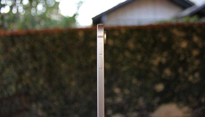 El iPad Pro tiene solo un cuarto de pulgada de grosor.