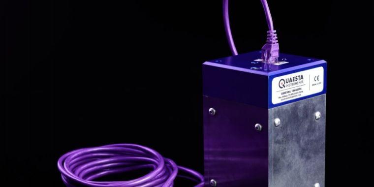 """El """"detector de baliza"""" puede distinguir entre muchas fuentes de radiación"""