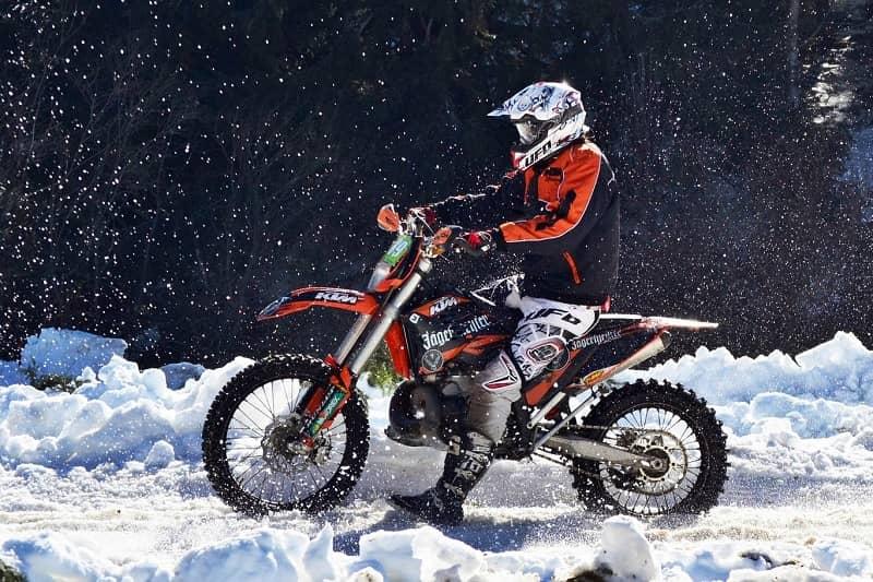 chaquetas de moto de invierno